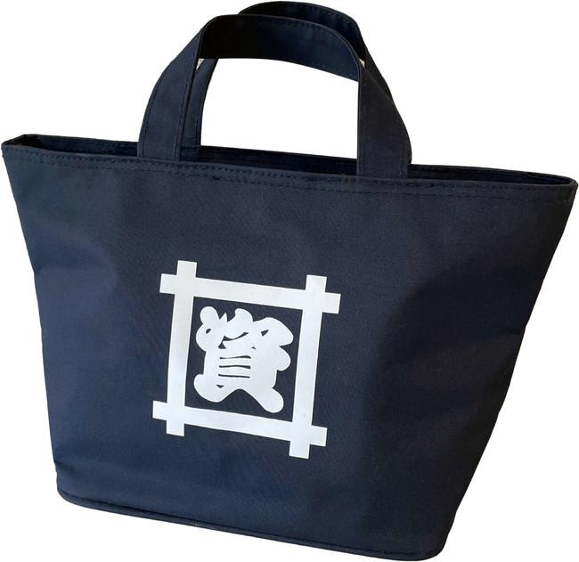 1等:資ロゴ入り保冷バッグ