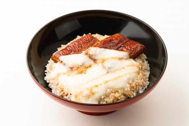 うなトロ丼(みそ汁付)