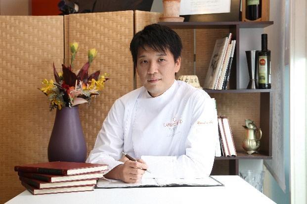 東京・元麻布のレストラン 「EPICURE(エピキュール)」 オーナーシェフ 藤春幸治シェフ