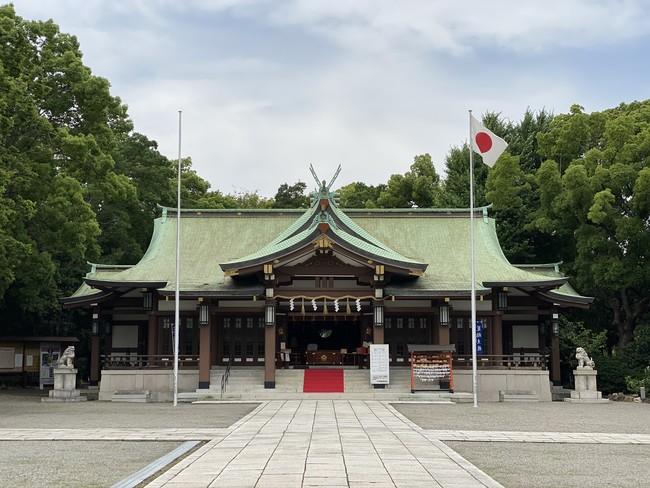 大阪護國神社より提供