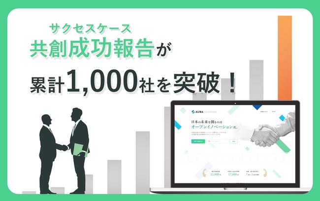 日本最大級のオープンイノベーションプラットフォーム「AUBA(アウバ)」