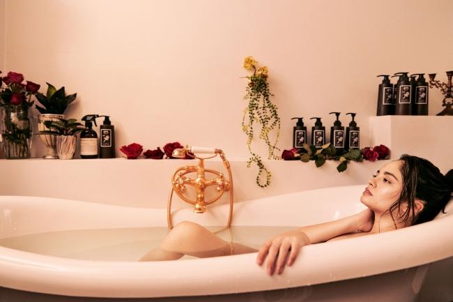 お風呂場画像