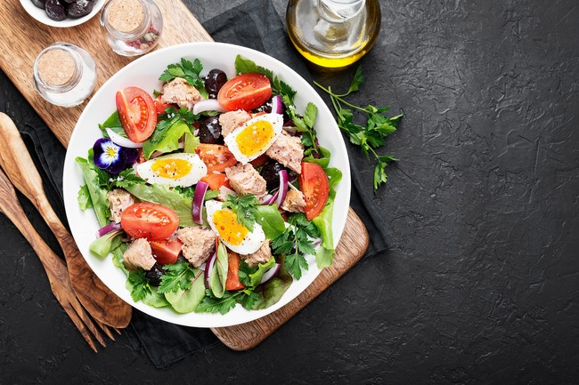 ヨーロッパ地中海沿岸地域の伝統的な食事、地中海式食事法