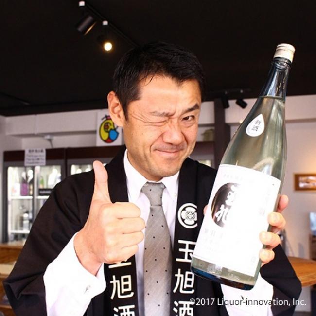 富山生まれの酒米・雄山錦から富山の酵母までオール富山で酒造りに挑む酒蔵社長