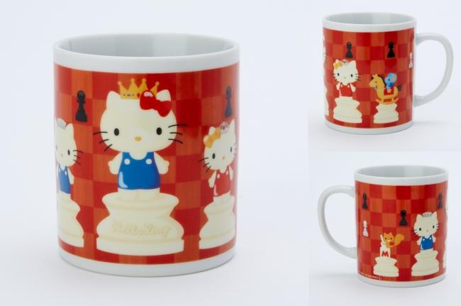 ハローキティ マグカップ 1,620円(税込)
