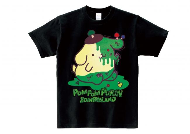 ゾンビプリンTシャツ