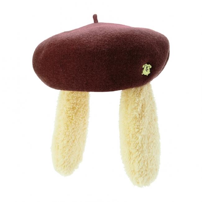 ベレー帽 3,600円