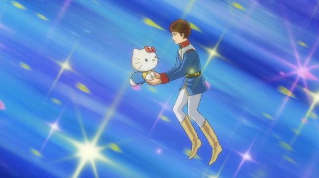 アムロとキティがついに手を取り合う