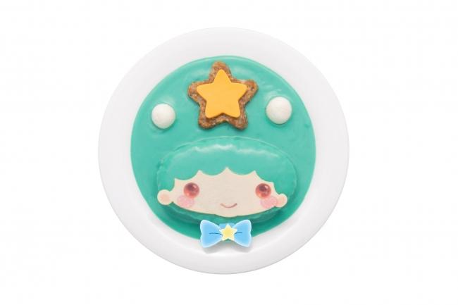 キキのお星さまハンバーグ ブルーカレー ¥1,350