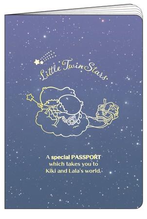パスポート風手帳 前売り:500円 当日:600円