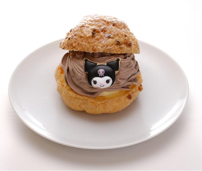 クロミのシュークリーム360円