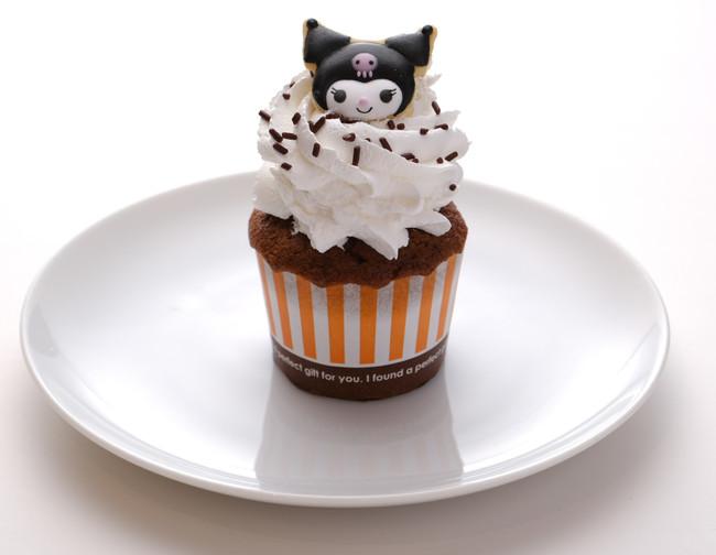 クロミのカップケーキ 300円