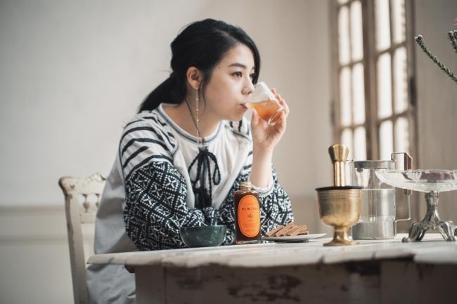 台湾で愛されている「酸梅湯」も新商品として登場!