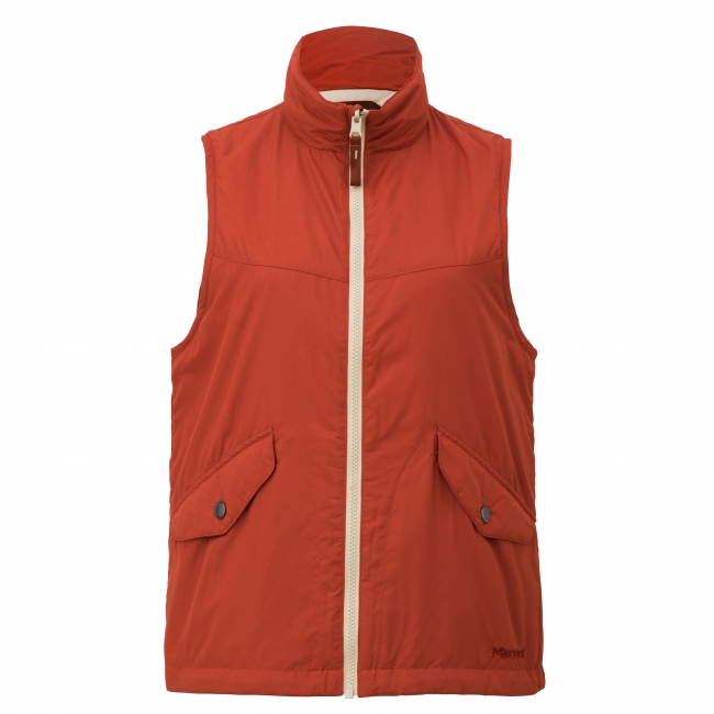 W's WOOLWRAP Craftsman Vest TOWMJL24 ¥18,000+税