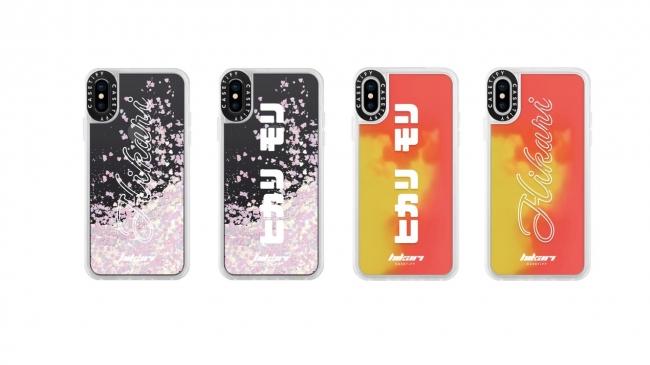 b44286d7ca 種類(フォント): カタカナ / ネオンサイン 計2種. GLITTER CASE 対応機種:iPhone Xs, iPhone Xs Max, iPhone  XR, iPhone X, iPhone 8,iPhone 8 Plus iPhone 7 ...