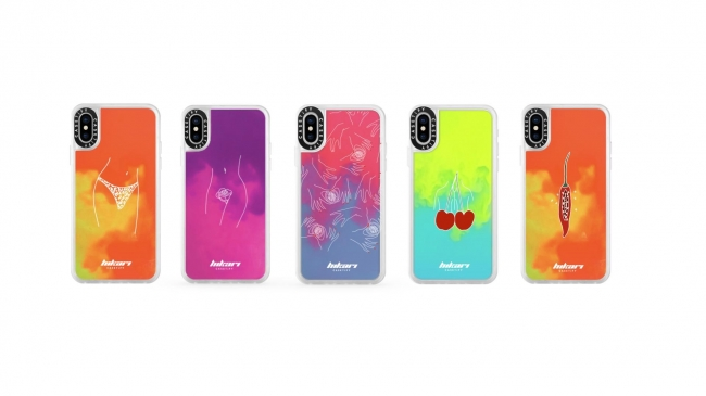 a507f7d113 NEON SAND CASE 種類:WILD OUT / DELICATE / HANDY DANDY / CHERRY / HOT STUFF  計5種対応機種:iPhone Xs, iPhone XR, iPhone Xs Max, iPhone X, iPhone 8, iPhone 8  ...