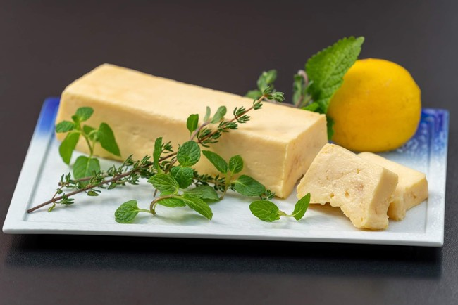 レモンハーブのチーズケーキ:¥2,800(税込)