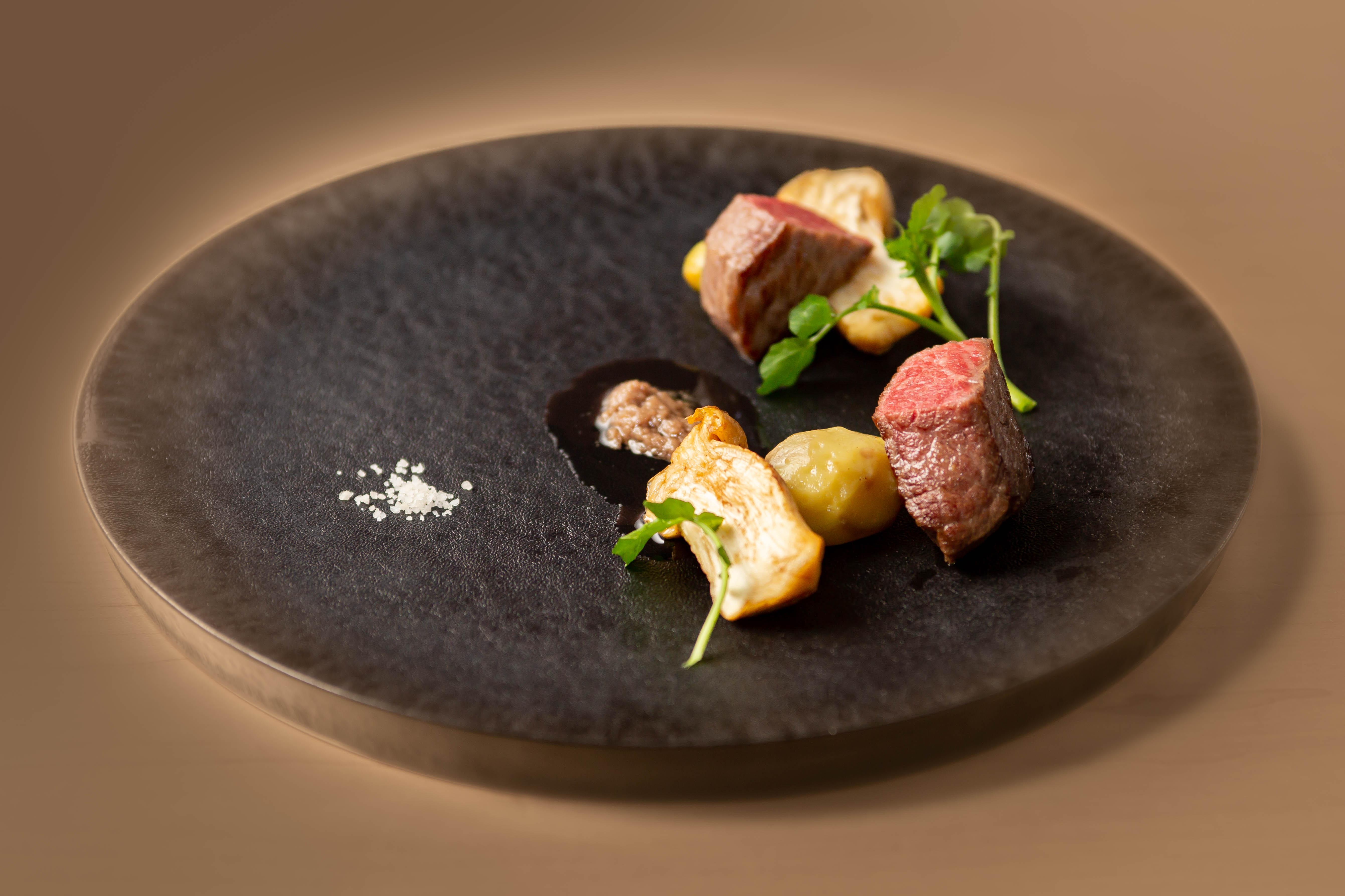 東京ミッドタウン日比谷、フランス料理店「Restaurant TOYO Tokyo ...