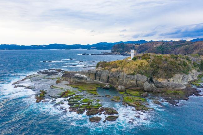 ロケ地:須崎恵比須島