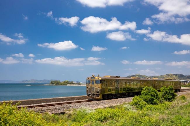 景品(或る列車の旅イメージ)