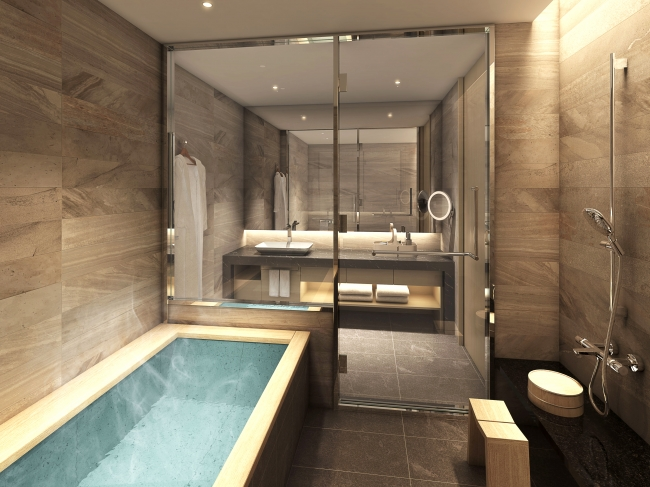 HAKATA floor 客室バスルーム (イメージ)