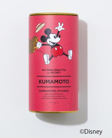 オリジナルデザイン缶熊本紅茶 1,600円+税 (C)Disney