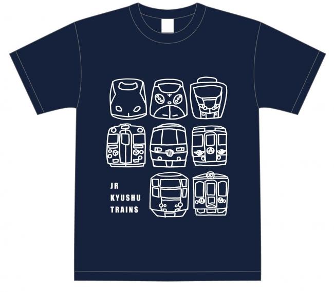 JR九州オリジナルTシャツ