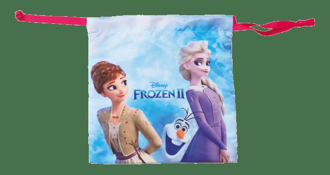 アナとエルサ巾着 (C)Disney