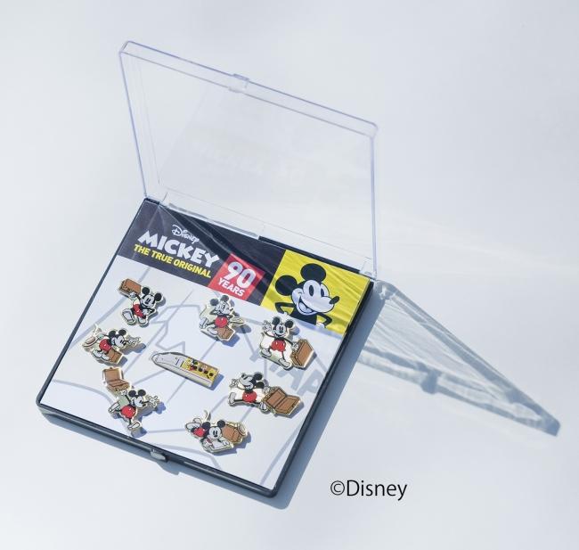 ピンバッチセット (C)Disney