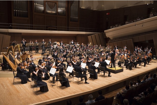 新日本フィルハーモニー交響楽団  New Japan Philharmonic