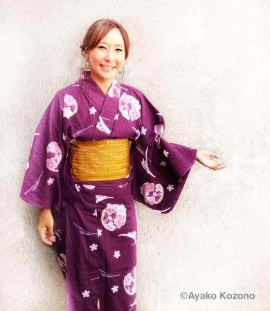 日本代表・小園絢子さん
