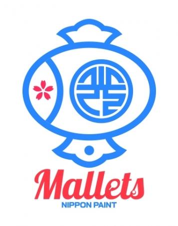 日本ペイントマレッツ ロゴ