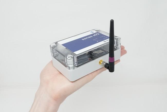 無線振動計測システム センサユニット(子機)