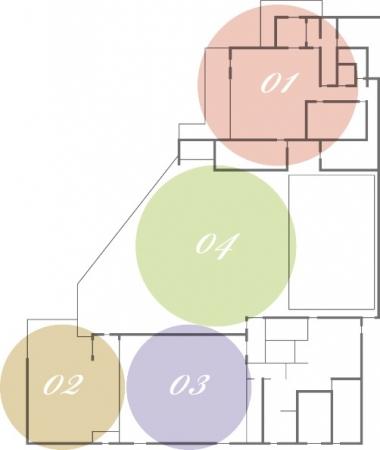 WEDDINGCAMP会場MAPイメージ