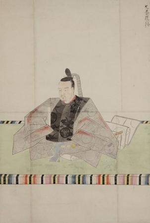 徳川家斉像(德川記念財団蔵)