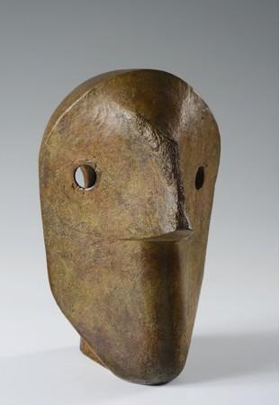 ズビニェク・セカル《仮面をつけた仮面》1990年 個人蔵 photo :Oto Palan