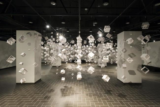 都美セレクション グループ展公募 第1回 「STAR DUST」会場風景 撮影:ただ(ゆかい)