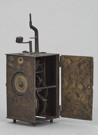 定められた時刻に鳴るようにつくられた時計 自鳴鐘 朝鮮後期(1592-1863) 高麗大学校 博物館