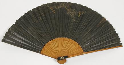 両班の必需品 合竹扇  朝鮮後期(1592-1863) ソウル歴史博物館蔵