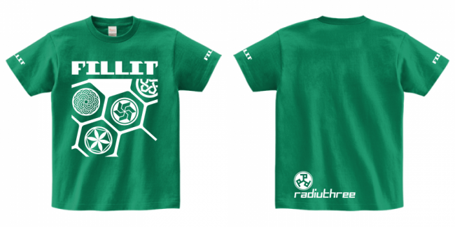 Tシャツ(プロモーション限定グリーン)