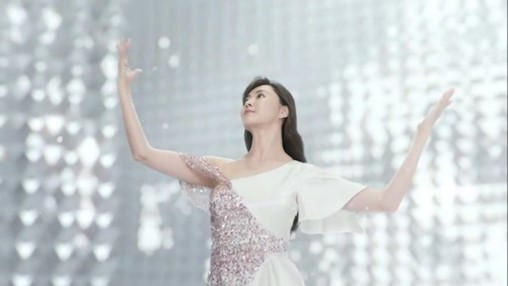 観月ありささんが歌う、あの名曲「桃色吐息」の替え歌がCMソングに!新TV-CM『ブライトエイジ 咲かせて』篇