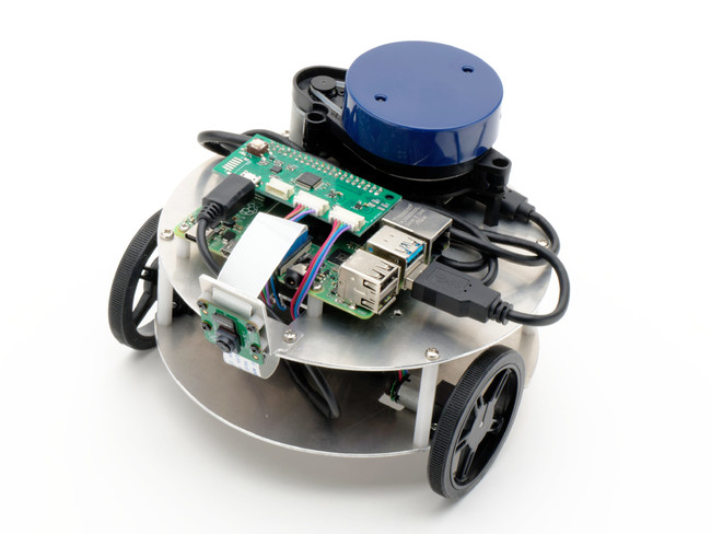 ライトローバー用 カメラオプション(搭載例)