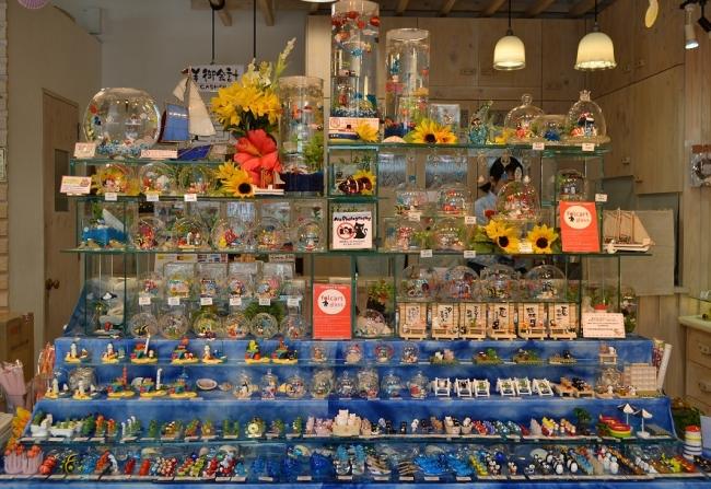 職人の手づくりガラス細工とクラゲリウムのワークショップのお店 ...