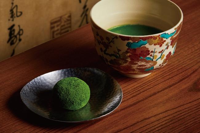 お濃茶セット「極上天慶」 税込2,475円