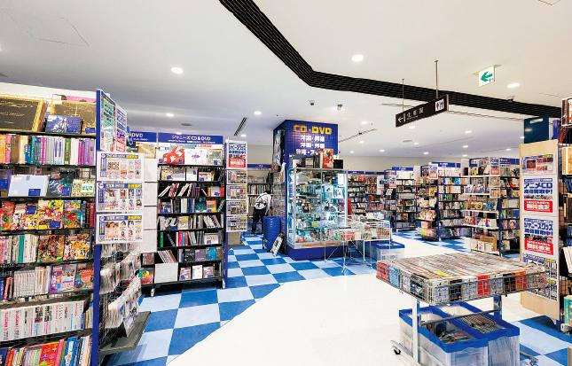 新宿マルイ アネックスの店舗