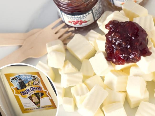 デンマーク産クリームチーズ
