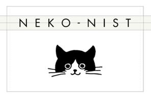 ☆「ねこにすと(NEKO-NIST)」オリジナルクリアポーチ☆