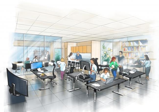 R&Dセンター設計資料より