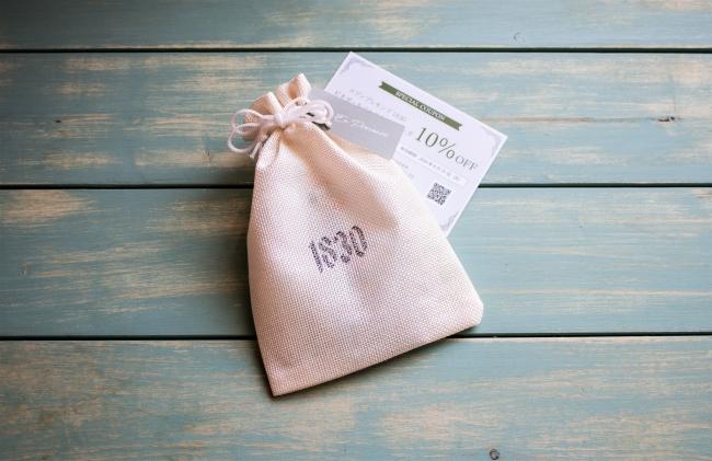 ¥10,000(税抜)以上ご購入の方に「夏のバルサミコ&ビネガークーポン」と「プロヴァンスのひとさじ」を差し上げます。