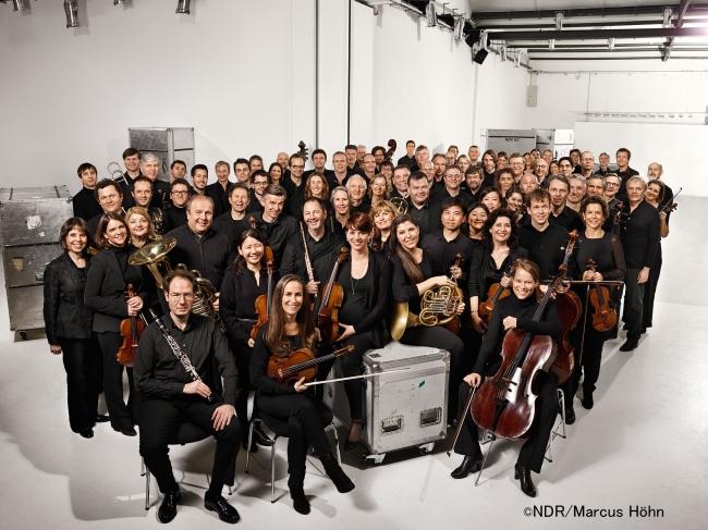 NDRエルプフィルハーモニー管弦楽団(ハンブルク北ドイツ放送交響楽団)
